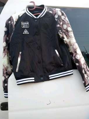 College jacket image 1