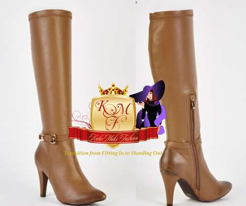 Knee Length Boots Made in U.K image 5