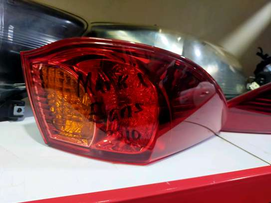 Mark x2010 side mirrors image 1