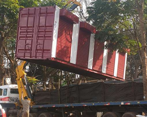 Container transport and offloading services image 4