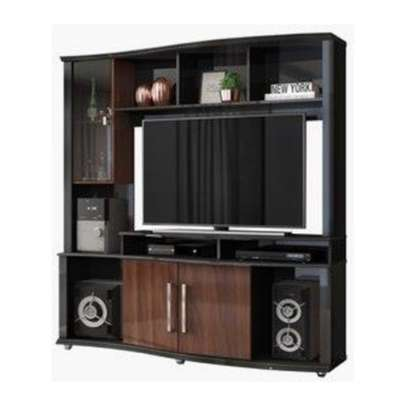 Libia Entertainment Unit TV Stand & Wall Unit image 1
