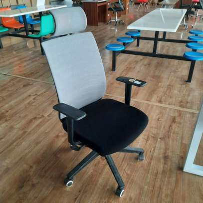 Executive Mesh Back Office Chair image 1
