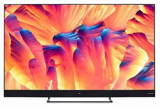 TCL 65 inches Q-LED Onkyo 65Q815 Android Smart UHD-4K Frameless Digital TVs image 1