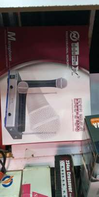 Max Vhf Professional Wireless Microphone Dh-744 image 1