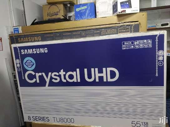 "Samsung 55"" Class TU8000 Crystal UHD 4K Smart TV image 4"