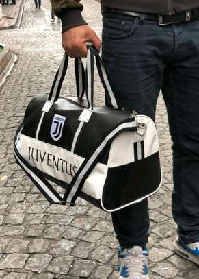 ITEM: *_Leather Duffle Bags._*???? image 5