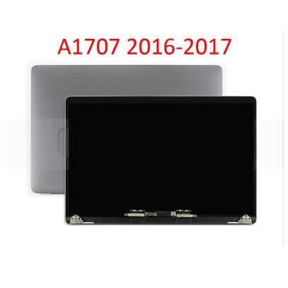 Apple MacBook Pro Retina 15' A1707 2016-2017 LCD Screen Assembly (Space Gray) image 1