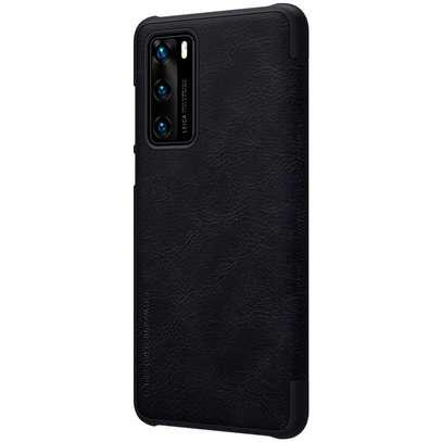 Huawei P40 Nillkin Qin Series Leather case image 3