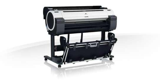 Canon imagePROGRAF iPF770 Large-Format Inkjet Printer image 1