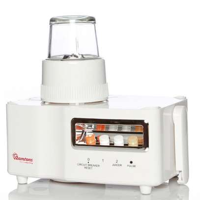 3-IN-1 JUICER WHITE- RM/278 image 1