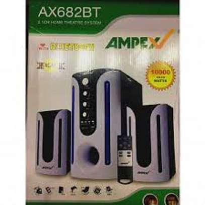 Ampex Bluetooth AX682BT - 2.1 Channel Subwoofer - 10000W image 1