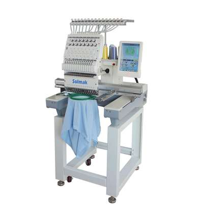Brand New High Speed Embroidery Machine image 1