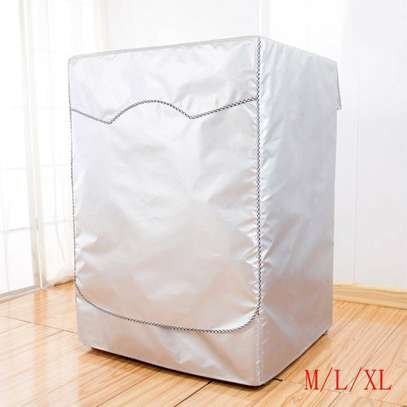 Laundry Machine Dust Cover Protection image 6