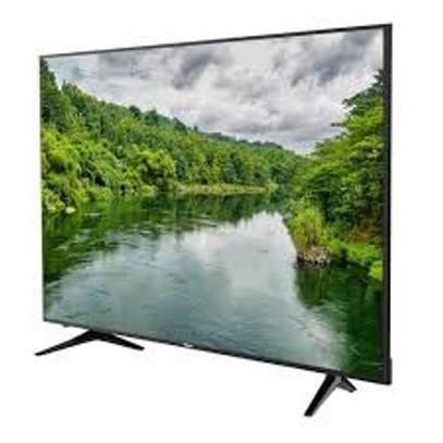 Hisense 55 inches Smart UHD-4K Frameless Digital TVs image 1