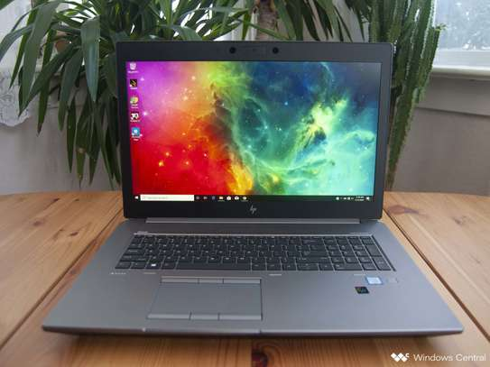 Incredible HP zbook core i7 image 2