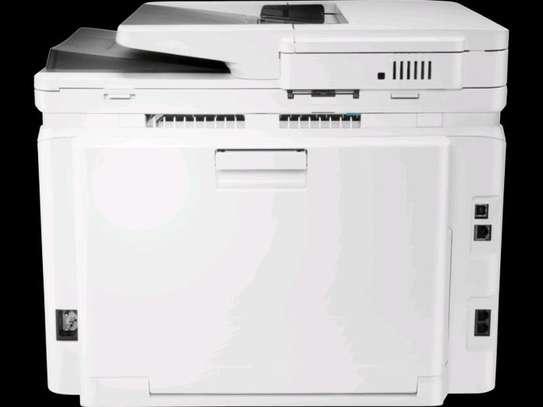 HP Color LaserJet Pro MFP M281fdn Print Copy Scan fax Wireless Printer image 4