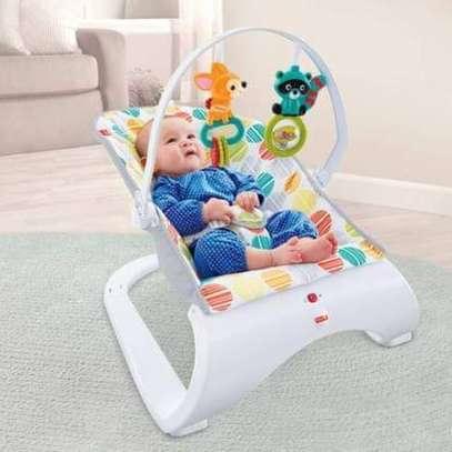 baby bouncer/rocker/glider image 3