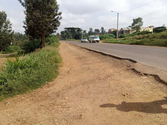 On sale;A prime commercial1 Acre in Wangige,Westlands image 11
