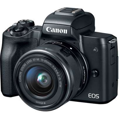 Canon EOS M50 Mirrorless Digital (Black)