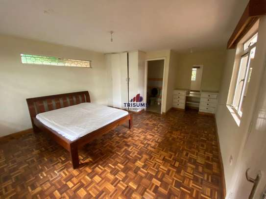 3 bedroom townhouse for rent in Thigiri image 16