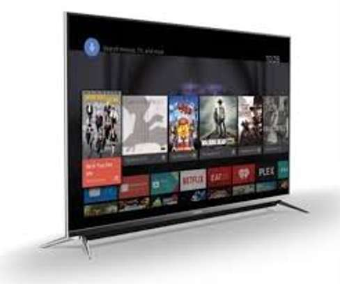 Skyworth 65 inch Smart Ultra HD 4K Android LED TV image 1