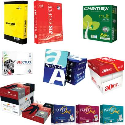 Supplying Premium Photocopy & Colored Printing Papers