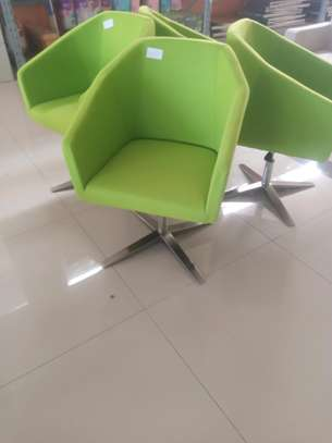 office chairs(Green) image 1
