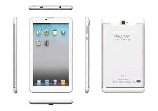Discover K11, Tablet 7 Inch Dual Sim 64GB, 4GB DDR3, 4G, Wi-Fi, Dual Camera image 3