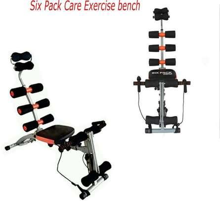 AB Wonder Six Pack Care Rocket Twister Abdominal Leg Arm Training Gym Exercise Machine image 1