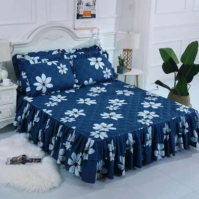 Ruffle bed skirts image 2