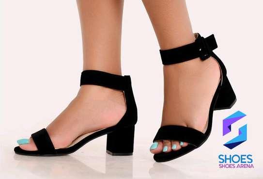 Quality Chunky Heels image 10