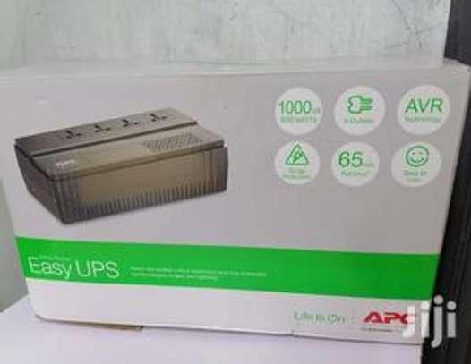 Apc easy ups bv 1000va, avr, universal outlet, 230v image 1