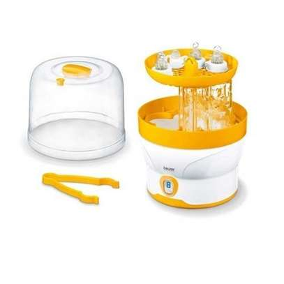 Beurer JBY76 Digital steam steriliser For conventional baby bottles