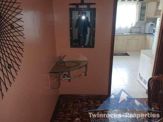Furnished 3 bedroom house for rent in Karen image 11