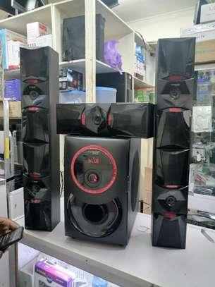 VITRON V833H  3.1 Channel 17000 Watts  Multimedia Bluetooth Speaker Subwoofer image 1