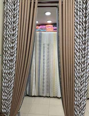 Luxury new style sheers and curtains image 5