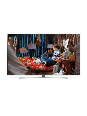 LG 85″ Smart 4K SUHD TV – 85SJ955V image 1