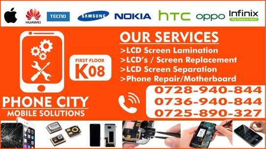 Mobile phone repair image 1