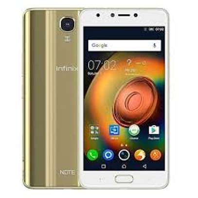 Infinix Note 4 Pro X571 (Christmas Version) 32GB, (Dual SIM) Gold image 1