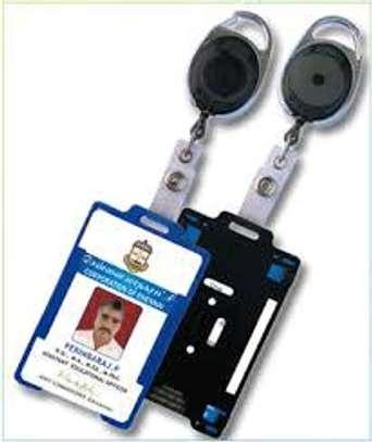 STAFF ID CARDS HOLDER image 2