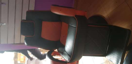 Barbershop seat for sale image 2