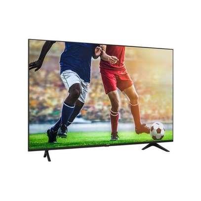 Hisense 43'' SMART 4K ULTRA HD TV, FRAMELESS, BLUETOOTH, HDR A7 SERIES - 43A7100-Ramadan Sale image 1