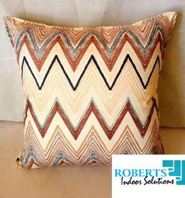 elegant throw pillow image 1