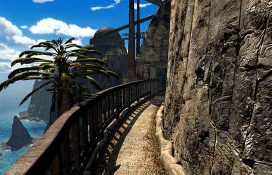 """""""RIVEN"""" THE SEQUEL TO MYST / ORIGINAL COMPUTER GAME! image 4"""