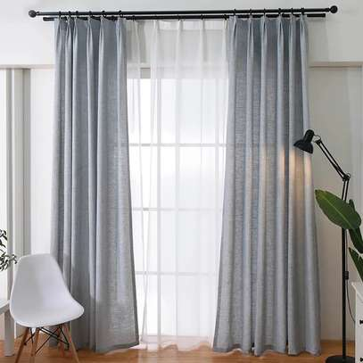 Curtains with Sheers image 5