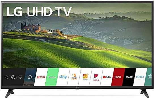 LG 49 inch smart TV 4k image 1