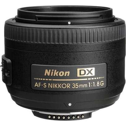 Nikon 35MM 1.8G Lens image 1