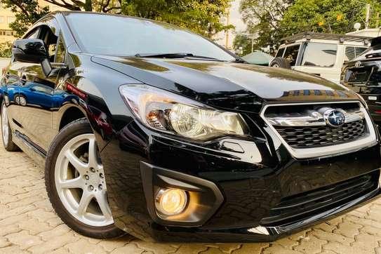 Subaru Impreza 2.0i Sport Limited Hatchback image 2