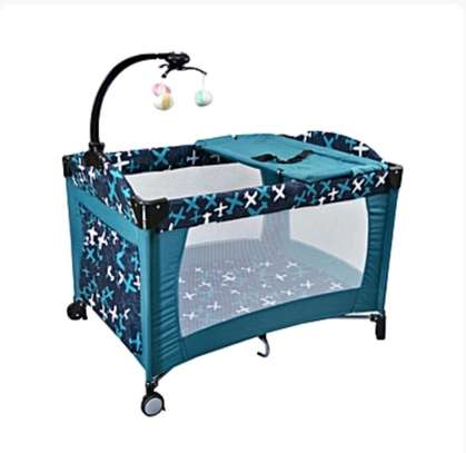 Portable baby bed( playpen) image 1