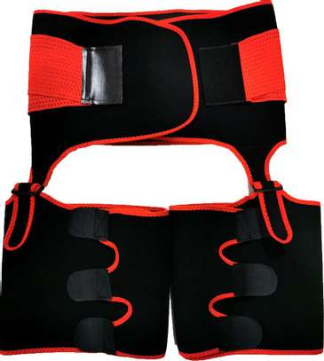 3 in 1 waist and thigh trimmer image 1
